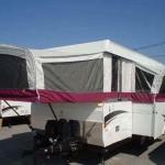 Avalon Pop Up Camper Exterior
